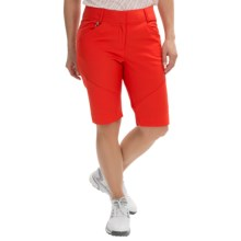 """Sport Haley Stella Shorts - 11"""" (For Women) in Spice - Closeouts"""