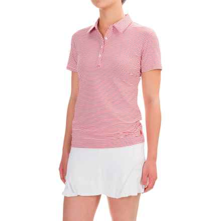Sport Haley Zella Polo Shirt - UPF 30, Short Sleeve (For Women) in Cambridge - Closeouts