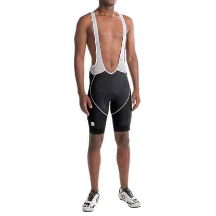 Sportful BodyFit Classic Cycling Bib Shorts (For Men) in Black/Black - Closeouts