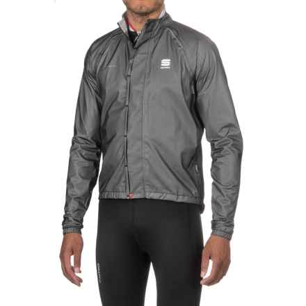 Sportful Survival Gore-Tex® Cycling Jacket - Waterproof (For Men) in Black - Closeouts
