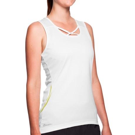 SportHill Floras Tank Top (For Women) in White