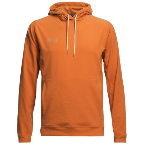 SportHill Infuzion Sweatshirt (For Men) in Orange Crush