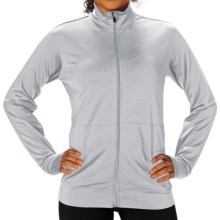 SportHill Nomad Shirt - Long Sleeve (For Women) in Silver - Closeouts