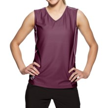 SportHill Silver Falls Tank Top (For Women) in Wine - Closeouts