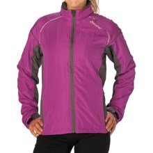 SportHill Symmetry II Jacket (For Women) in Fuchsia - Closeouts