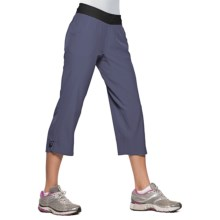 SportHill Truckee Capris (For Women) in Blue Stone/Black - Closeouts