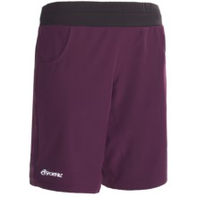 Sporthill Truckee II Shorts (For Women) in Wine/Black - Closeouts