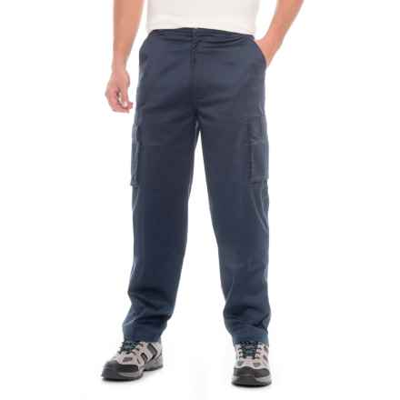 Sportif Taveuni Cargo Pants (for Men) in Navy - Closeouts