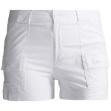 Sportif USA Alice Shorts (For Women) in White - Closeouts