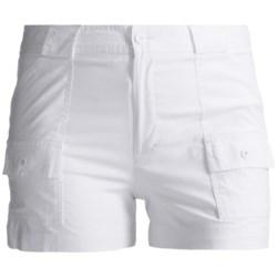 Sportif USA Alice Shorts (For Women) in White