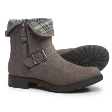 Sporto Corbit Boots - Insulated (For Women) in Grey - Closeouts