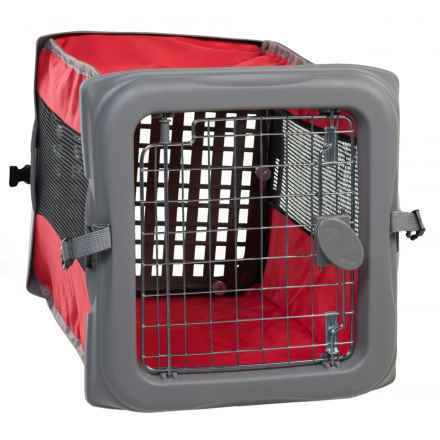 SportPet Pop Crate Portable Dog Kennel - Small in Red - Closeouts