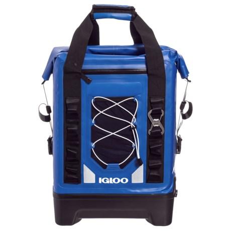 Sportsman Backpack Cooler – Waterproof, 17 qt.