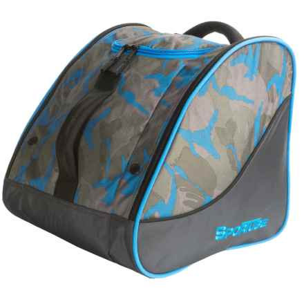 Sportube Freeloader Boot Bag in Camo - Closeouts