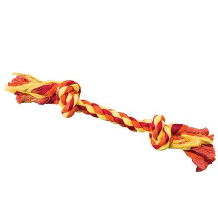 Spot Double-Knot Dental Rope Dog Toy - XL in See Photo - Closeouts
