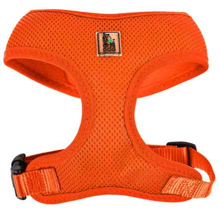 Spot On Mesh Dog Harness in Orange - Closeouts