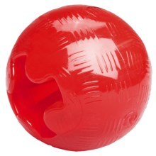 Spot Play Strong Ball Dog Toy - Large in Red - Closeouts
