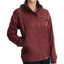 Sprayway Conduction Gore-Tex® Jacket - Waterproof (For Women) in Dk Red Brown - Closeouts