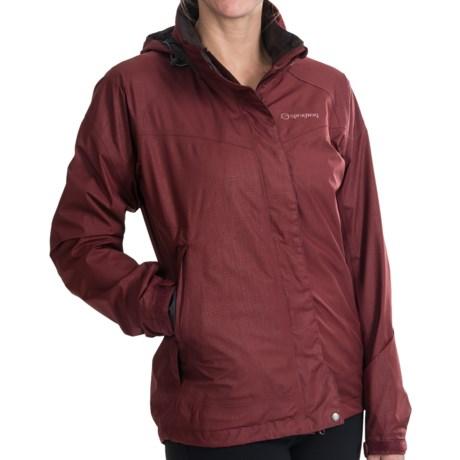 Sprayway Conduction Gore-Tex® Jacket - Waterproof (For Women) in Dk Red Brown