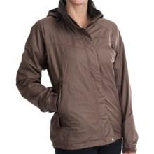Sprayway Conduction Gore-Tex® Jacket - Waterproof (For Women) in Walnut - Closeouts