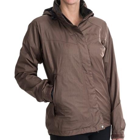 Sprayway Conduction Gore-Tex® Jacket - Waterproof (For Women) in Walnut