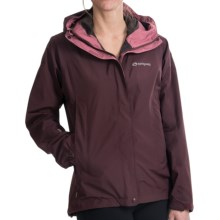Sprayway Eos Gore-Tex® Jacket - Waterproof (For Women) in Bordeaux - Closeouts