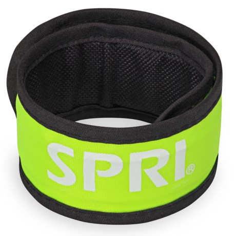 SPRI LED High-Visibility Slap Band in See Photo