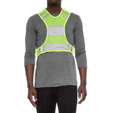 SPRI Reflective Safety Vest in See Photo - Closeouts