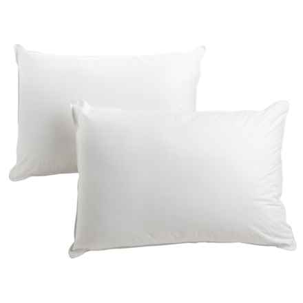 Spring Air Hypoallergenic Down Alternative Pillows - 2-Pack, King in See Photo - Closeouts