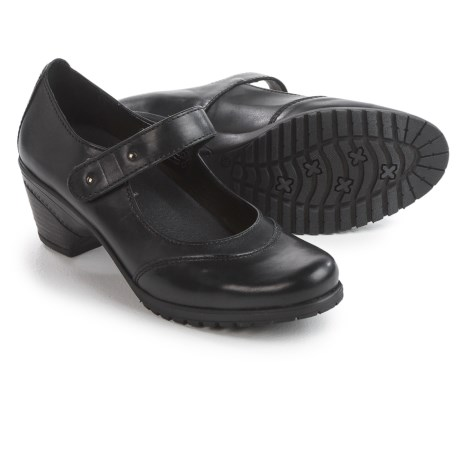 Spring Step Artyom Mary Jane Shoes - Leather (For Women) in Black