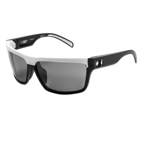 Spy Optics Cutter Sunglasses Polarized Interchangeable Happy Lenses