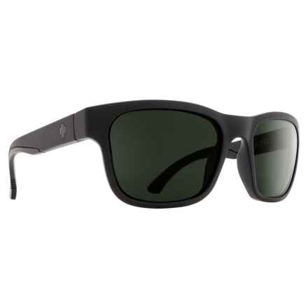 Spy Optics Hunt Sunglasses - Polarized in Happy Gray Green - Closeouts