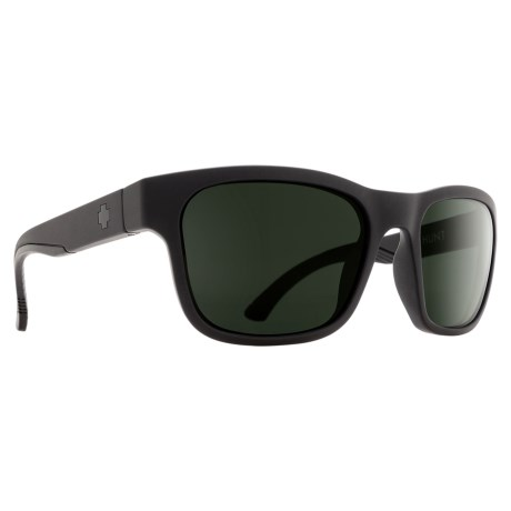 Spy Optics Hunt Sunglasses - Polarized in Happy Gray Green
