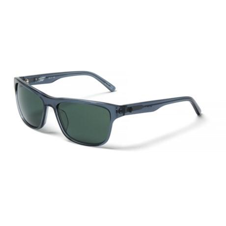 243f33b5149 Spy Optics Walden Sunglasses (For Men) in Translucent Slate Happy Gray Green