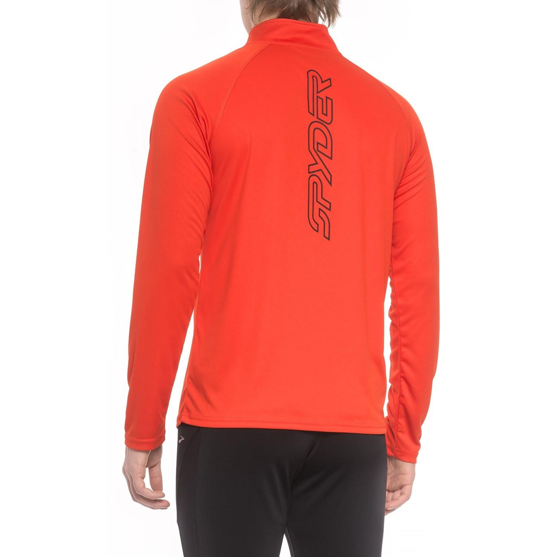Spyder Active Dryweb Shirt For Men