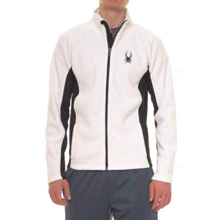 Spyder Active Jacket (For Men) in White - Closeouts