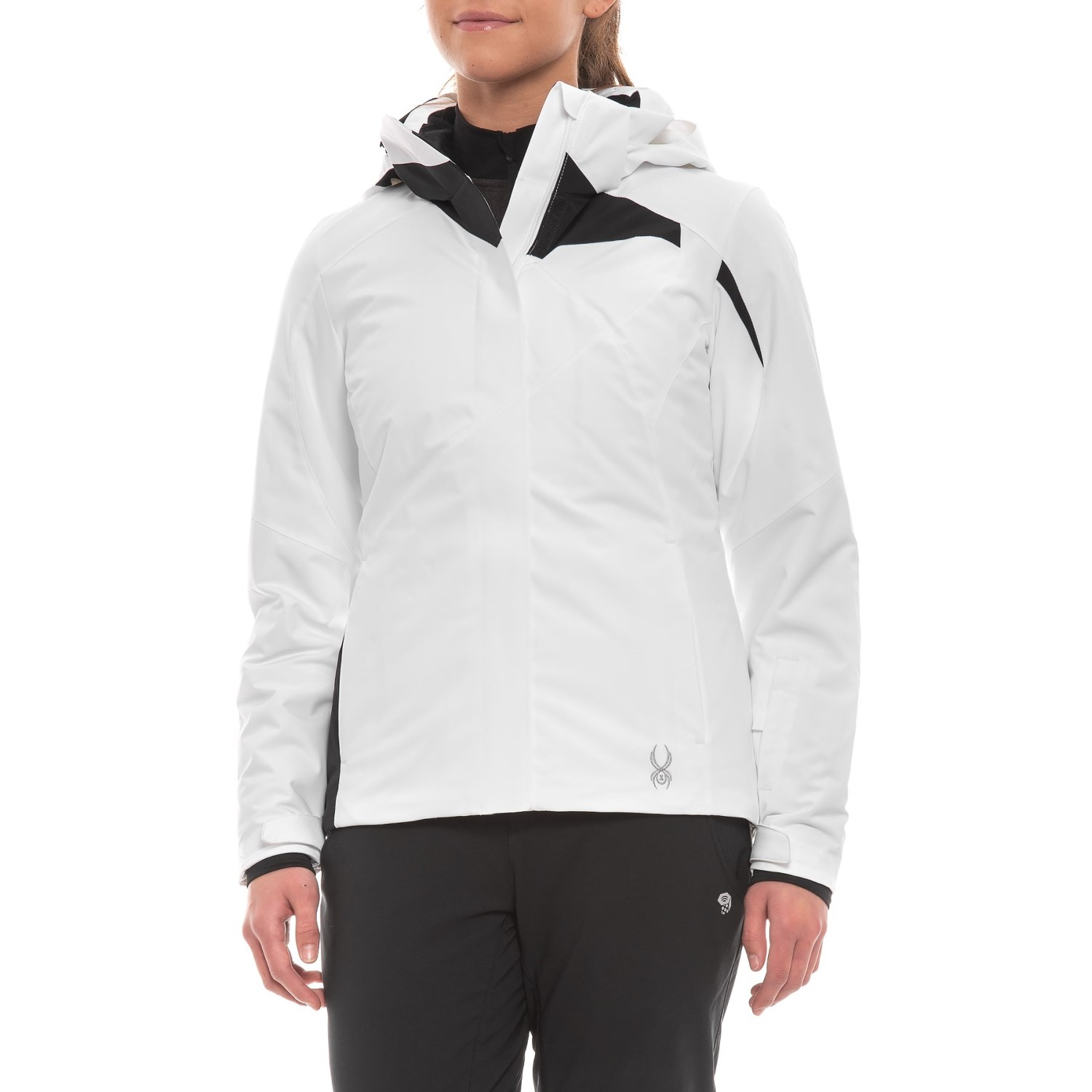 search for original super quality shop for best Spyder Amp Ski Jacket - Insulated (For Women)
