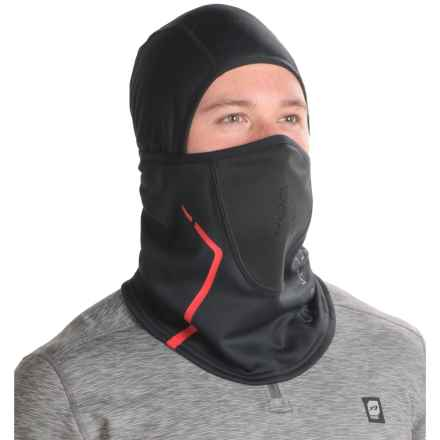 Spyder Arctyc Pivot Balaclava (For Men) in Black - Closeouts