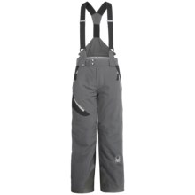 Spyder Avenger Ski Pants - Waterproof, Insulated (For Big Boys) in Polar/Black/Cirrus - Closeouts