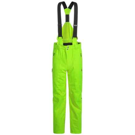 Spyder Bormio Pants - Waterproof, Insulated (For Boys) in Bryte Green - Closeouts