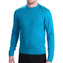 Spyder Camber Sweater (For Men) in Electric Blue/Black - Closeouts