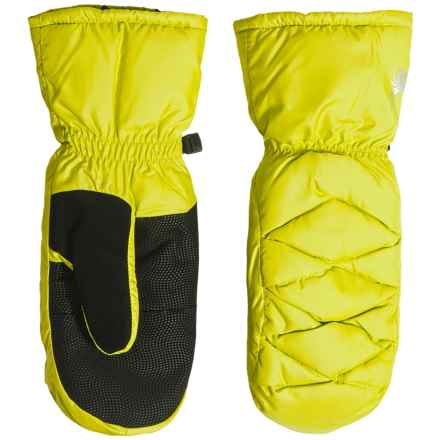 Spyder Candy Down Mittens - Waterproof, 650 Fill Power (For Women) in Acid - Closeouts