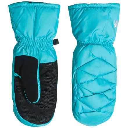 Spyder Candy Down Mittens - Waterproof, 650 Fill Power (For Women) in Freeze - Closeouts