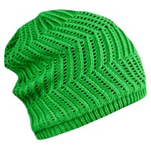Spyder Conquest Beanie Hat (For Men) in Classic Green - Closeouts