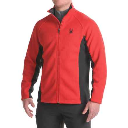 Spyder Constant Stryke Jacket (For Men) in Red/Black - Closeouts