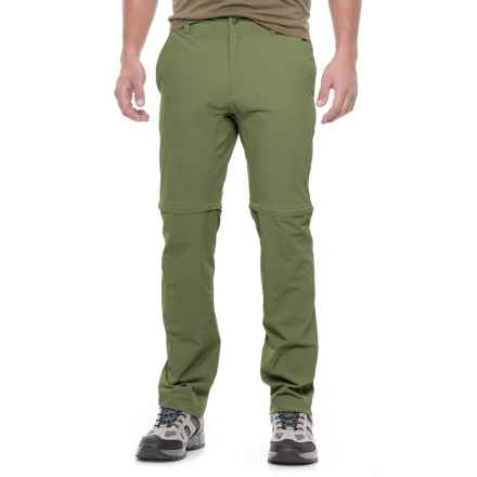 Spyder Convert Pants (For Men) in Deep Lichen Green - Closeouts