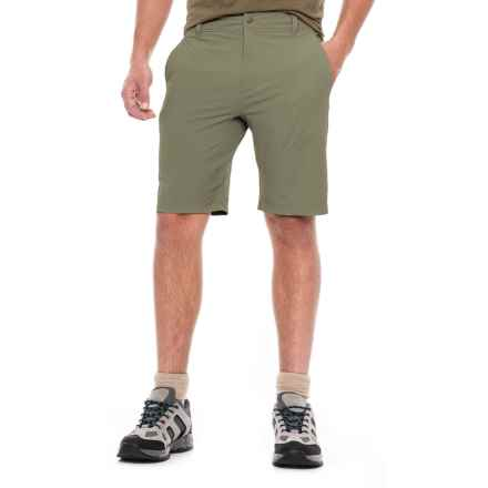 Spyder Convert Shorts (For Men) in Deep Lichen Green - Closeouts