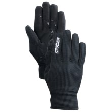 Spyder Core Sweater Gloves (For Women) in Black - Closeouts