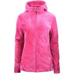 Spyder Damsel Fleece Jacket (For Women) in White