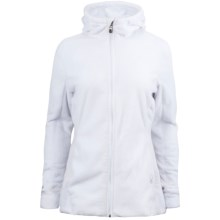 Spyder Damsel Fleece Jacket (For Women) in White - Closeouts
